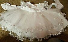 Wonser Baby Girl Wedding / Bridal / Christening Dress, 6 mo / XS, by YKI