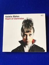 NEUF Natalia Mateo - Heart of Darkness (2015) Jazz CD Promotionnel Copy