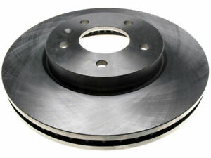 For 2008-2010 Saturn Vue Brake Rotor Front AC Delco 27567PP 2009 Silver -- New