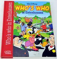Disney - Who's Who in Entenhausen, Hardcover, Ehapa 1997