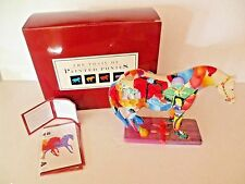 TRAIL OF PAINTED PONIES GIFT HORSE 1E/8900 #12225 YEAR 2006 MISTY LYNN AULD