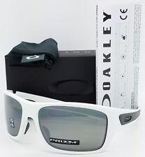 89c67ba9446 NEW Oakley Turbine sunglasses White Prizm Black Polarized 9263-55 AUTHENTIC  NIB