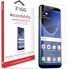 Pellicola frontale ZAGG HD Dry per Samsung Galaxy S8+ Plus protezione display