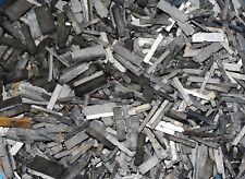 9   kilos of Mixed Pied Metal  Letterpress Type  #  Adana user  # no 2