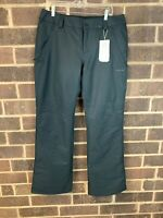 New 2019 Volcom Womens Frochickie Insulated Snowboard Pants Black Size Large