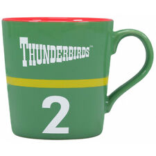 Half Moon Bay Thunderbird 2 Tapered Ceramic Mug - Gift Boxed