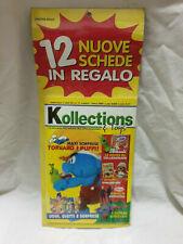 KOLLECTIONS & TOYS NUMERO 11 ANNO III SIGILLATO CON SCHEDE