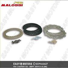 MALOSSI SERIE DISCHI per FRIZIONE ORIGINALE YAMAHA TMAX T-MAX 500 2001 2011