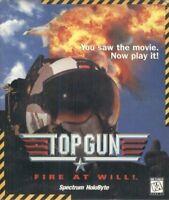 TOP GUN FIRE AT WILL +1Clk Windows 10 8 7 Vista XP Install