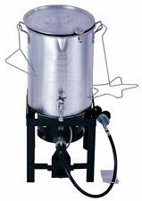 "Expert Grill 30Qt Turkey Fryer - Boiling, Frying, Steaming - Propane - Ln â""¢"