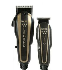 Brand New! Wahl Professional 5-Star Legend Barber Combo Clipper & Trimmer 8180