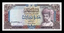 B-D-M Oman 10 Rial 1993 Pick 28b SC UNC
