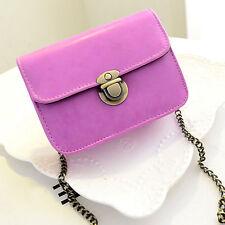 New fashion Mini bag girls womens shoulder bag chain change purse lady bags cute