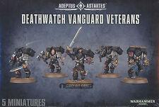 Warhammer 40K: Deathwatch: Vanguard Veterans (39-17) NEW