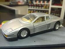 Ferrari Testarossa 1:40 zilver