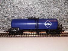 ROCO 67851 Kesselwagen 076 5 328-8 ARAL DB auf Wunsch Achstausch gratis NEU&OVP