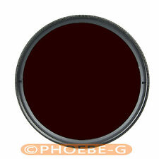 49mm 49 Mm Infrared Infra-red IR Filter 720nm 720