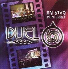 Duelo En Vivo Desde Monterrey CD ***NEW***