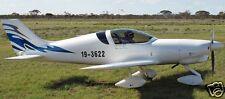 Pulsar XP Aero Designs Airplane Wood Model FreeShip New