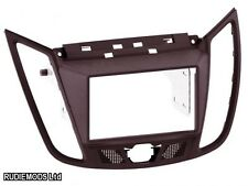 Ford C-Max 11 on Brown Double Din Car Stereo Fitting Kit Facia CT23FD31