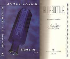 James Sallis - Bluebottle - Signed - 1st/1st