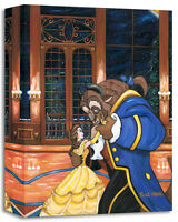 First Dance- Paige O'Hara -Treasure On Canvas Disney Fine Art