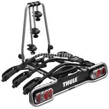 Thule EuroRide 942 Fahrradträger für die Anhänger-Kupplung für 3 Fahrräder