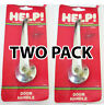 Pair of 2 Help 77000 Interior Door Handle for 72-80 Ford Pinto Mustang Granada