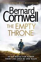 The Empty Throne (The Warrior Chronicles, Book 8) By Bernard Cornwell