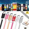 Micro USB Rápido Sync Dato Cargador Cable Para Android Huawei Teléfono Movil
