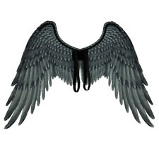 Devil Wings Cosplay Prop Decor Adult Black Feather Wings Party Costume Supplies