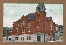 Butte,MT Montana, Mountain View M.E.Methodist Episcopal Church