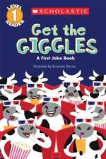 Scholastic Reader Level 1: Get the Giggles A First Joke Book 9780545540872