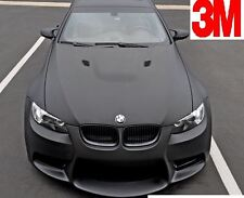 3M Series 1080 Matte Black M12 Vinyl Car Wrap 20x150cm Scotchprint UK SELLER