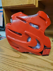 CENTURY KARATE SPARRING HELMET RED. Size Child/Small