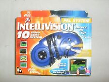 Intellivision 10 Video Game System - Plug n Play Retro Games Console    (TR)