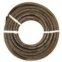 AEW38100 | 100-foot 4,000 PSI Black Pressure Washer Hose Assembly