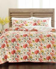 Martha Stewart Collection Sunset Floral 144 TC Full / Queen Quilt Multi $200