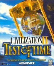CIVILIZATION 2 II TEST OF TIME +1Clk Windows 10 8 7 Vista XP Install