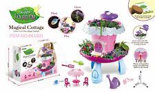 Fairy Garden My Magical Cottage Playset Activity Toy Kids Birthday Gift Sound