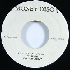"""Horace Andy """"Love Of A Woman"""" Reggae 45 Money Disc mp3"""