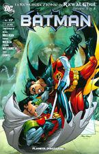 fumetto BATMAN  editoriale DC PLANETA DeAGOSTINI 2007 numero 17