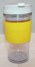 New Bodum Limited 70 Years Anniversary Coffee Travel Mug Tumbler Yellow  350ml