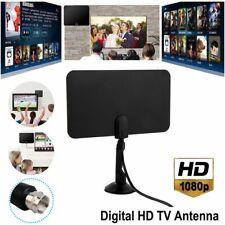 Intérieur Tv Antenne Haute Définition 1080p Antenne Tnt Fox Hdtv Uhf Vhf Câble