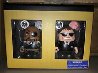 """*NEW Disney Vinylmation Marvel nick fury /& agent coulson Two Pack 3/"""" Vinylmation"""