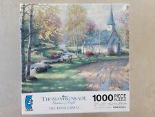 Thomas Kinkade 1000 piece jigsaw puzzle
