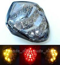 SUZUKI GSXR 1000 CLEAR LED REAR LIGHT WITH INDICATORS 2003 2004 GSXR1000 K3 K4