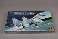 ZF565 Heller 1/72 maquette avion MIG-29 UB FULCRUM année 1990