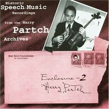 Enclosure 2: Historic Speech (2000, CD NIEUW) Various4 DISC SET