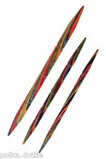 KnitPro Symfonie Wood Knitting Cable Needles Set of 3 Perfect for Aran Patterns